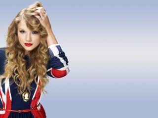 taylor swift, blonde, curls wallpaper