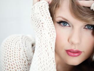 taylor swift, blonde, face wallpaper