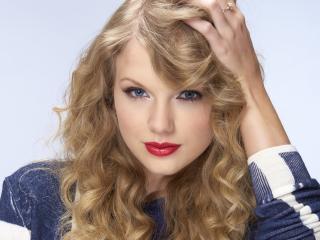 taylor swift, curls, girl wallpaper