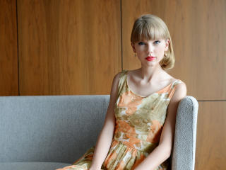 Taylor Swift Photoshoot For AAP wallpaper