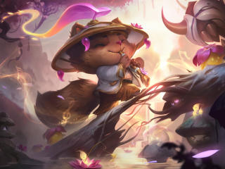 Teemo League Of Legends wallpaper