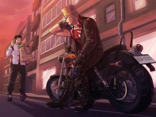 Tekken 7 Art wallpaper