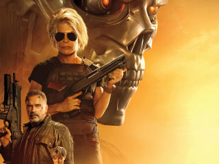 Terminator 6 Dark Fate wallpaper