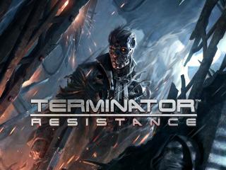 Terminator Resistance Poster wallpaper