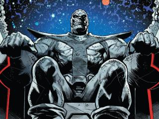 Thanos Comic Book Marvel wallpaper