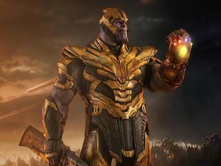 Thanos Infinity Gauntlet wallpaper