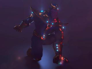 Thanos The Mad Titan wallpaper
