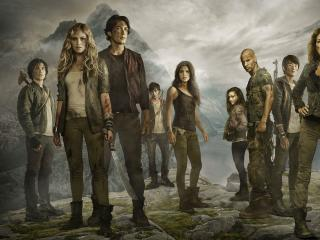 The 100 Show Poster wallpaper