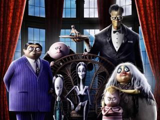 The Addams Family 2019 Movie wallpaper