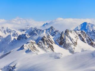 The Alps wallpaper