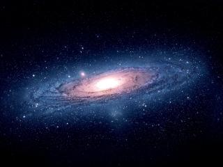 The Andromeda Galaxy wallpaper