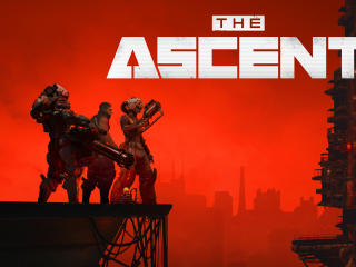 The Ascent 5K Key Art wallpaper