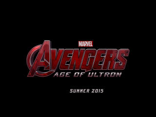 The Avengers 2 Age Of Ultron Logo wallpaper
