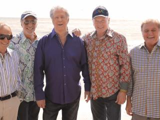 the beach boys, rock band, america wallpaper
