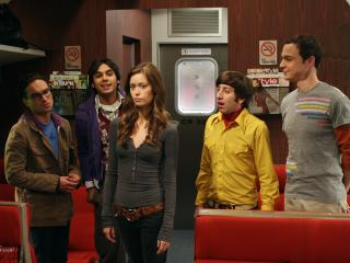 the big bang theory, bernadette rostenkowski, raj koothrappali wallpaper