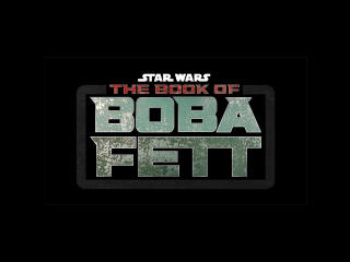 The Book of Boba Fett Logo wallpaper