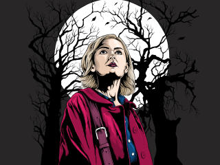The Chilling Adventures of Sabrina 2018 Artwork 4K wallpaper