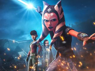 The Clone Wars wallpaper