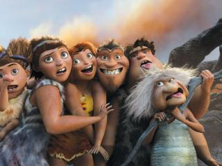 The Croods 2 Movie Still wallpaper