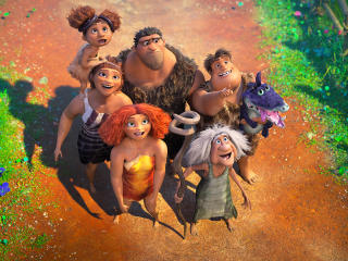 The Croods A New Age 2020 wallpaper