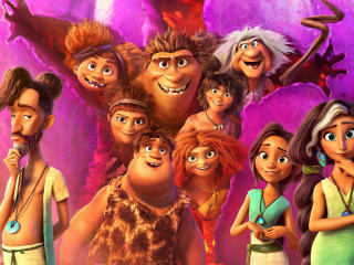 The Croods A New Age HD wallpaper