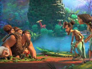 The Croods A New Age wallpaper