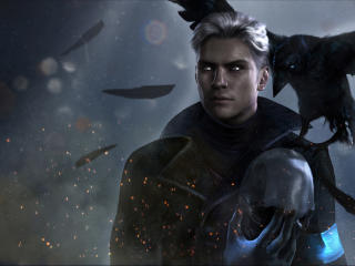 HD Wallpaper | Background Image the dark slayer, the son of sparda, devil may cry