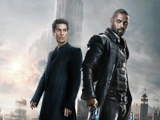 The Dark Tower Movie Poster wallpaper