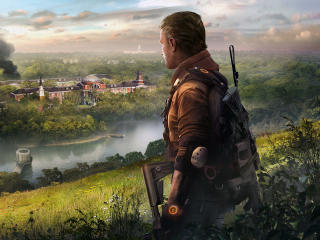 The Division 2 Episode 1 wallpaper