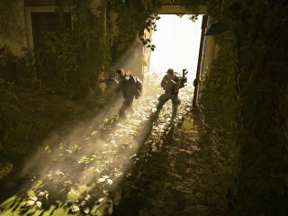 HD Wallpaper   Background Image The Division 2