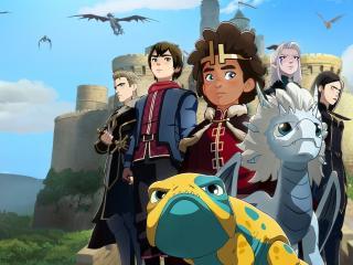 The Dragon Prince 2021 wallpaper