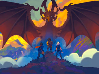 The Dragon Prince wallpaper