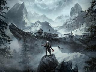 The Elder Scrolls Online Greymoor wallpaper