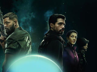 The Expanse Cast wallpaper