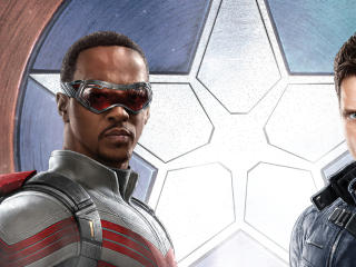 The Falcon and the Winter Soldier 2020 wallpaper