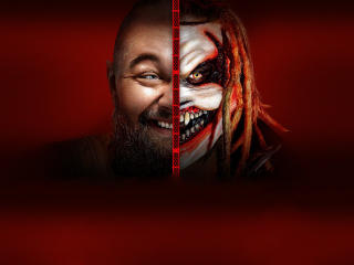 The Fiend Bray Wyatt wallpaper