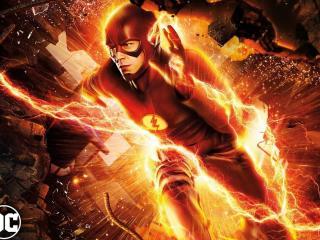 The Flash DC 2020 wallpaper