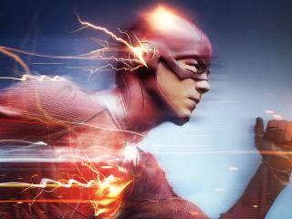 The Flash Grant Gustin 2014 wallpaper