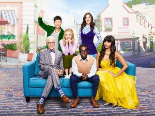 The Good Place wallpaper