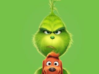 The Grinch 2018 Poster wallpaper
