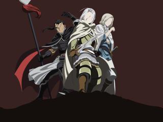 The Heroic Legend of Arslan Team wallpaper
