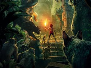 The Jungle Book Movie Poster wallpaper