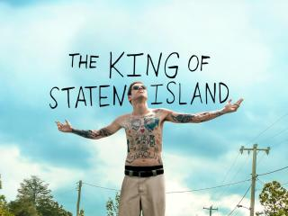 The King of Staten Island wallpaper