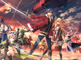 The Legend of Heroes Trails of Cold Steel II wallpaper