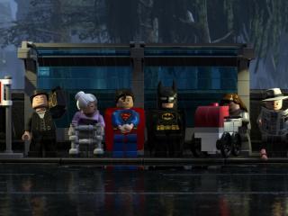 The Lego Batman Movie 2017 Ad wallpaper