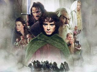 The Lord of the Rings The Fellowship of the Ring wallpaper