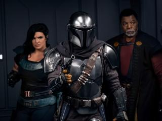 The Mandalorian Season 2 Team wallpaper