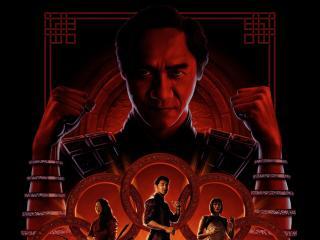 The Mandarin in Shang-Chi Movie wallpaper