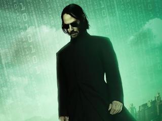 The Matrix Resurrections 4k 2022 Digital Art wallpaper