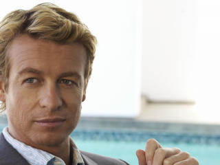 the mentalist, patrick jane, simon baker wallpaper